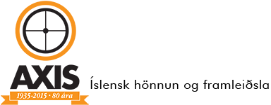 AXIS - Íslensk hönnun og framleiðsla
